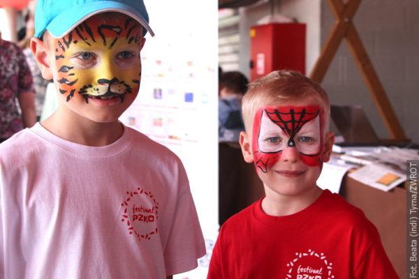 ZDJĘCIA. Dzieci na Festiwalu PZKO