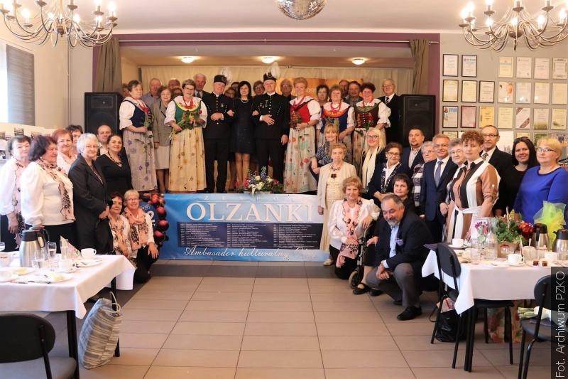 Z poczty redakcyjnej: Zespoły pezetkaowskie uczestniczyły w urodzinach Olzanek
