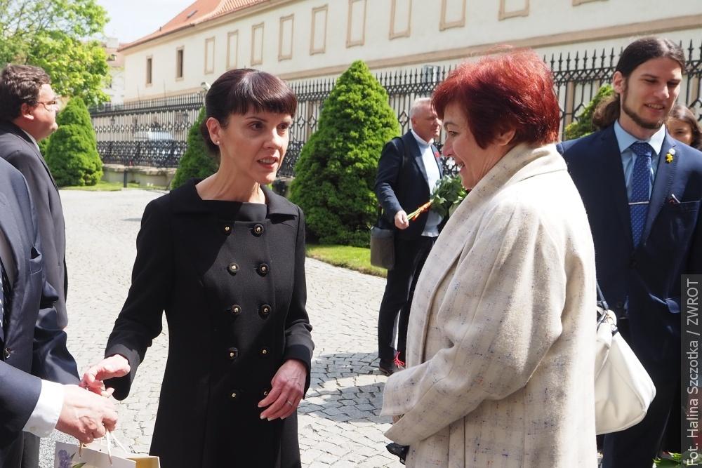 Wczoraj w Ambasadzie uroczyście obchodzono Święto Konstytucji 3 Maja