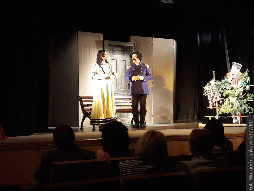 Teatr z Wędryni wystąpił we Lwowie