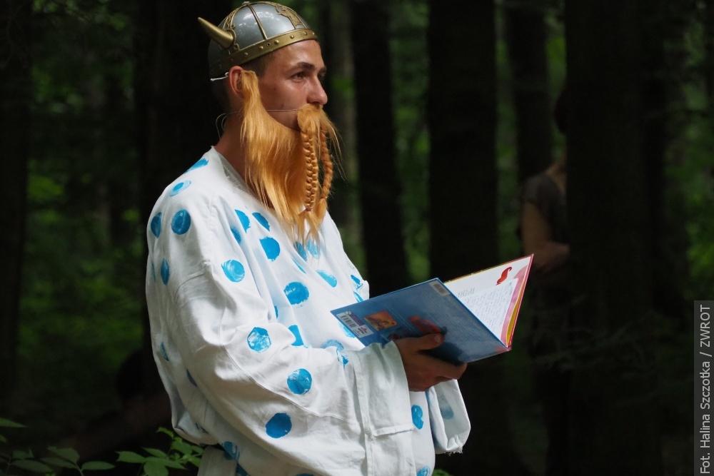 Bajkowy Las również po polsku