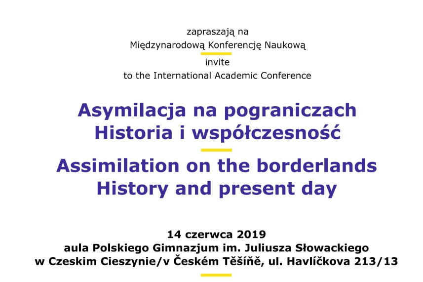 Konferencja o asymilacji na pograniczach