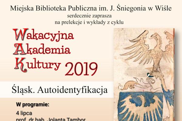 Biblioteka w Wiśle proponuje Wakacyjną Akademię Kultury