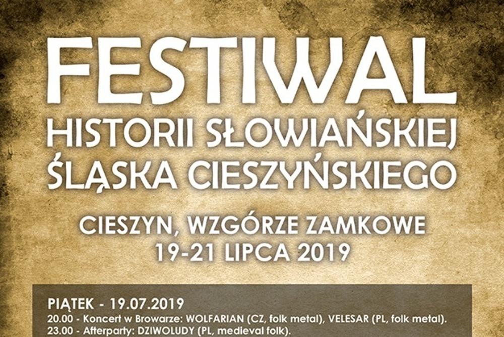 W Cieszynie będzie Festiwal historii słowiańskiej Śląska Cieszyńskiego