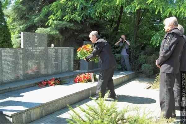 W Hawierzowie pamiętają o ofiarach katastrofy górniczej w Kopalni Dukla