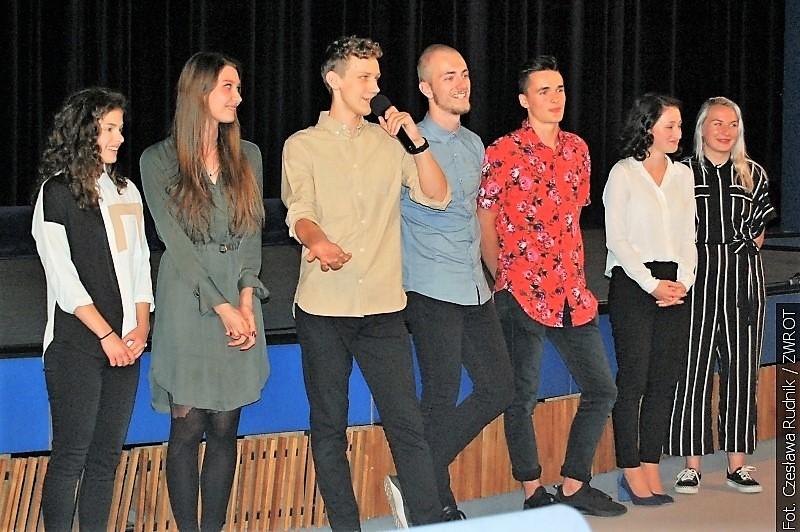 Młodzi filmowcy zaprezentowali swoje najnowsze dzieło