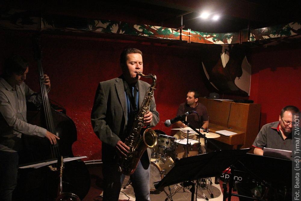 Pavel Wlosok & Zbigniew Kaleta Trio zagrali w Dziupli