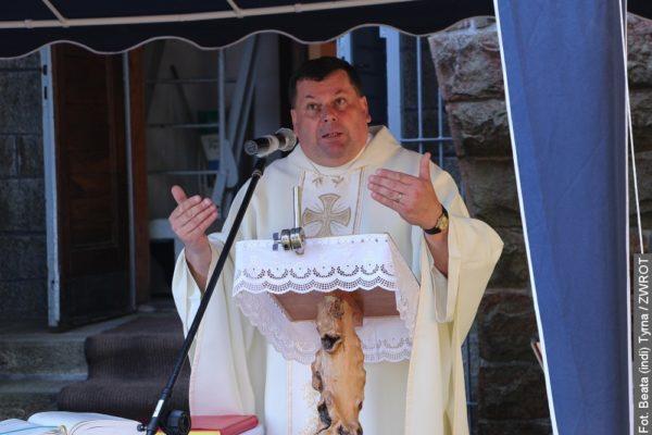 Jabłonkowska parafia ma nowego proboszcza