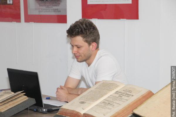 Wojciech Święs, kroniki, Książnica Cieszyńska