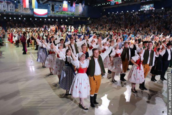 Światowy Festiwal Zespołów Folklorystycznych w Rzeszowie