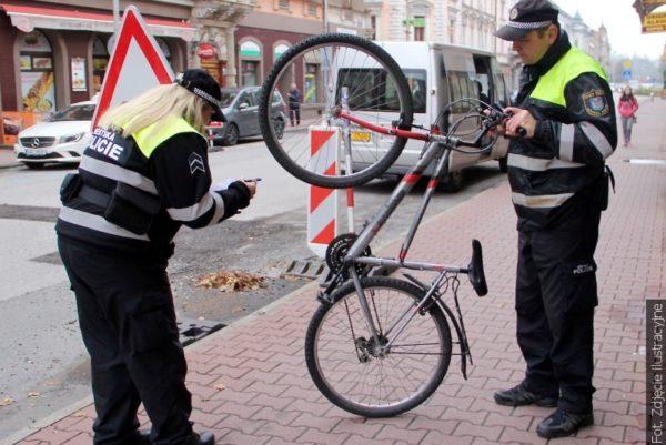 Kontrole rowerów przebiegają regularnie