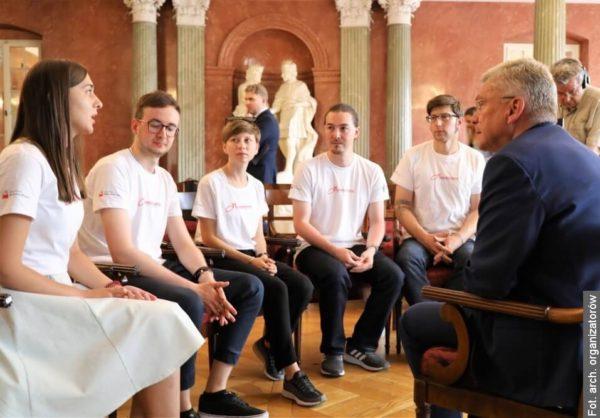 Orle Gniazdo ponownie gości młodych Polaków z całego świata