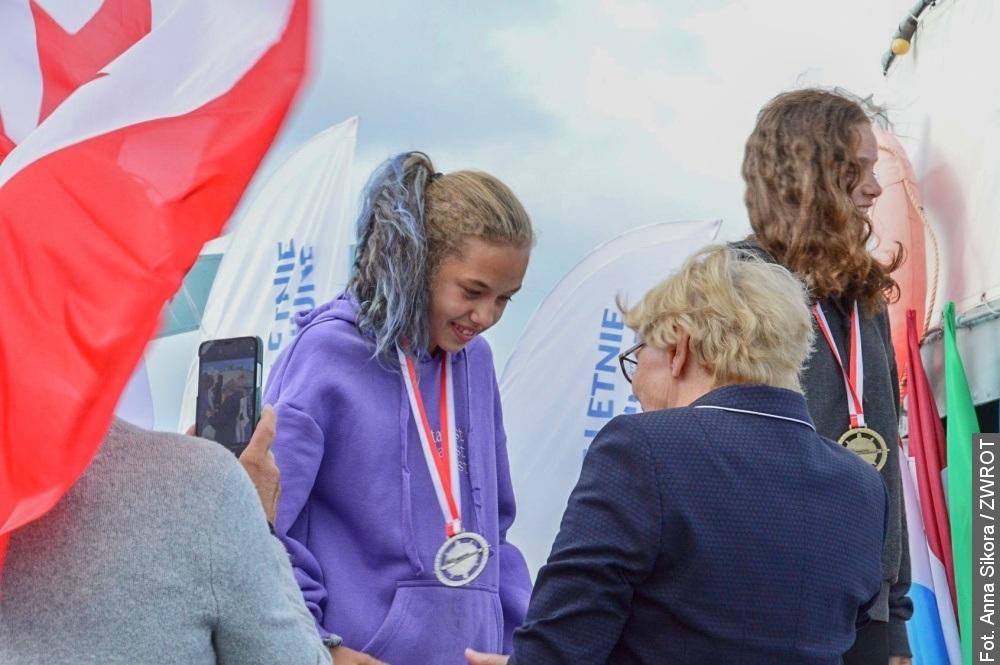 Kolekcjonerzy medali – Viktoria Utíkal i Andrzej Waclawik