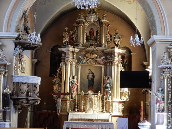 Spacery ze Zwrotem: Kościół pw. Świętego Marcina w Lesznej Górnej