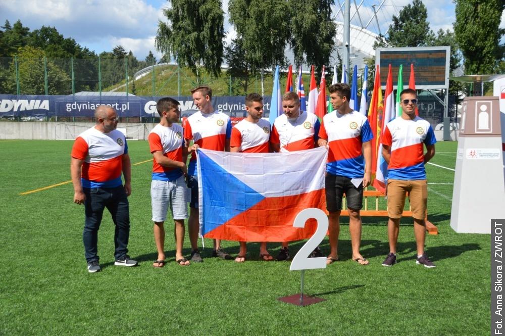 Nasi futsaliści zdobyli srebro na igrzyskach polonijnych