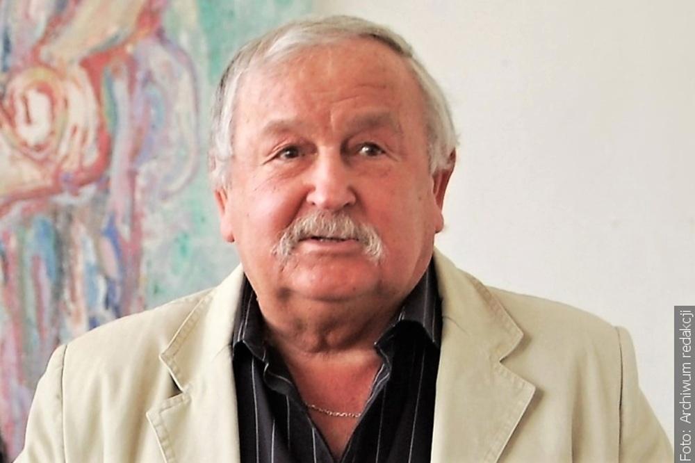 Karol Suszka otrzymał nagrodę