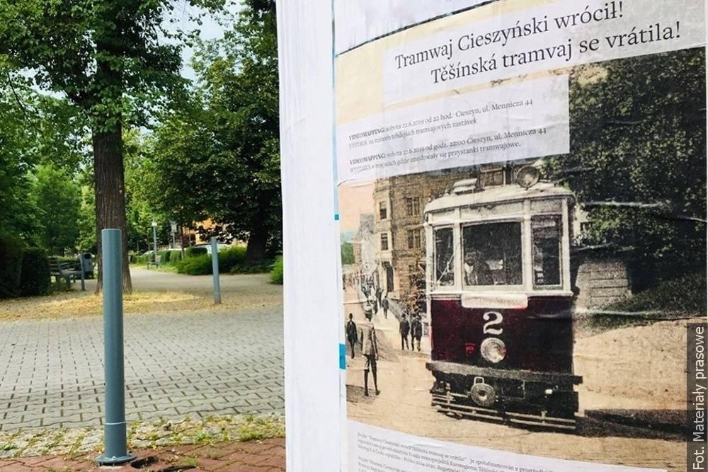 Wystawa i projekcja przypomną tramwaj cieszyński