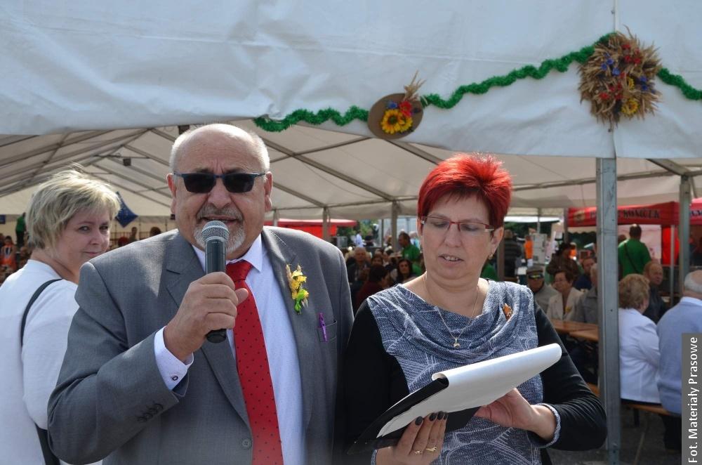 Tradycyjne dożynki w ToszanowicachGórnych z polskim akcentem