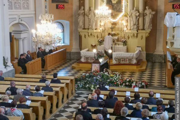 Wczoraj pożegnaliśmy poetkę Anielę Kupiec