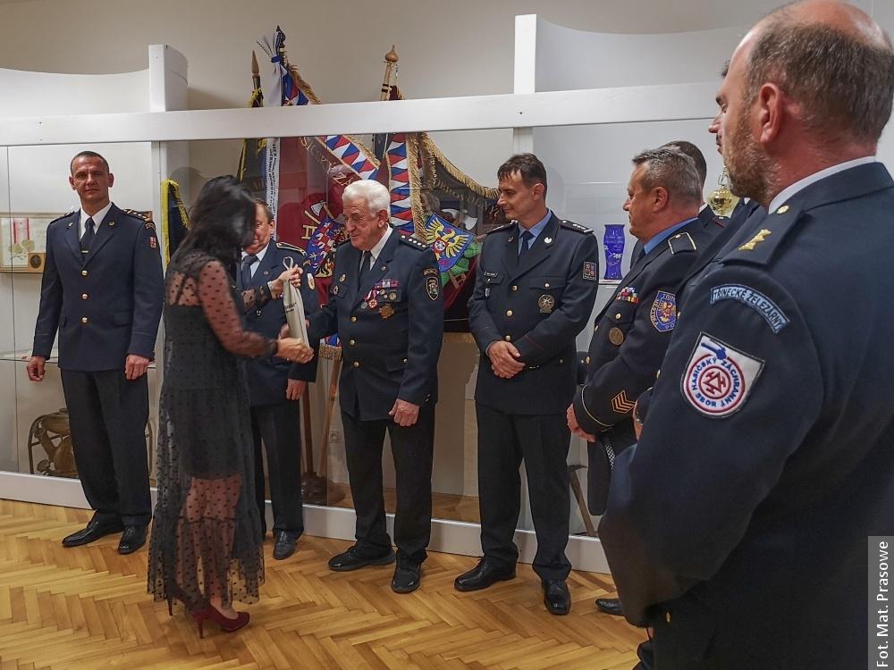 Strażacy zawodowi działają w Trzyńcu od 50 lat