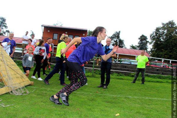 W Wędryni rywalizowały na sportowo i wesoło delegacje gmin partnerskich
