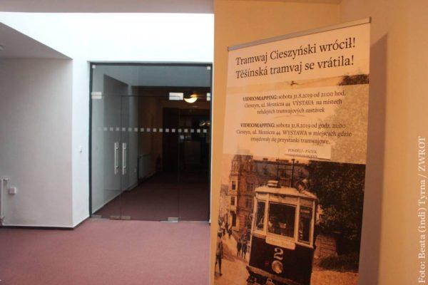 Do końca września oglądać można wystawę o cieszyńskim tramwaju