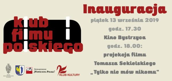 Polskie kino zawita do Bystrzycy na dłużej