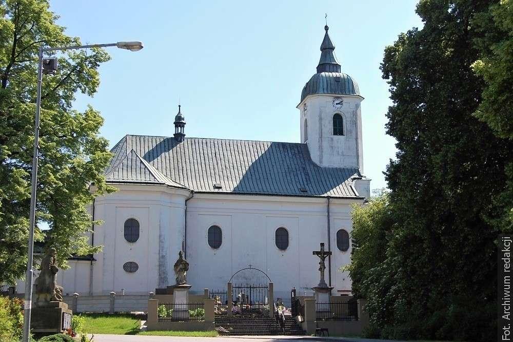 Z POCZTY REDAKCYJNEJ: W Lutyni Dolnej odbędą się obchody rocznicy poświęcenia kościoła