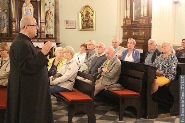 W Cieszynie zwiedzano kościoły nocą