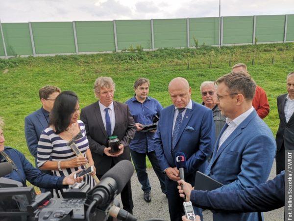 Budowa drogi do Trzanowic rozpocznie się już październiku