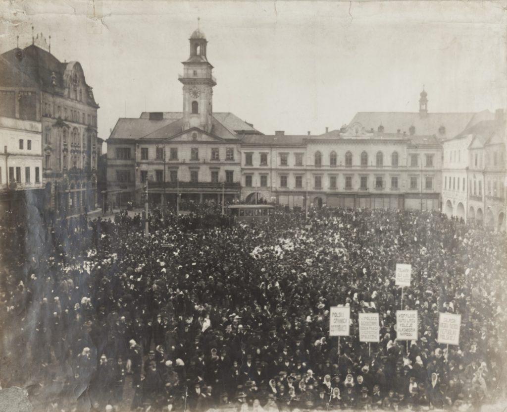 MUR na temat historii Rady Narodowej Księstwa Cieszyńskiego