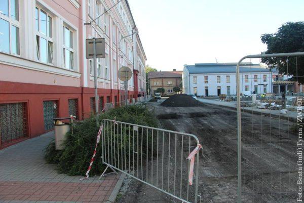 Przesunięto termin przywrócenia ruchu na ulicy Hawliczka w Czeskim Cieszynie