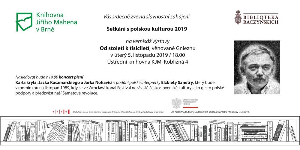 Spotkanie z polską kulturą w Brnie