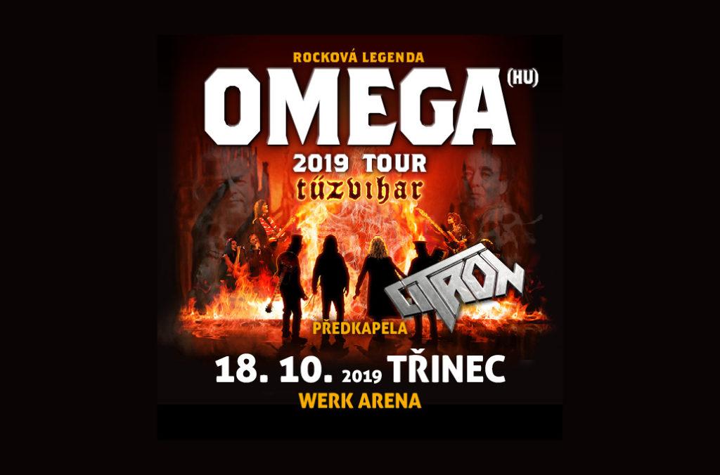 Legendarny węgierski zespół rockowy Omega wystąpi w Trzyńcu