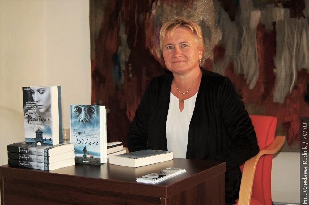 Zaolziańska dziennikarka opowiedziała o swojej nowej książce