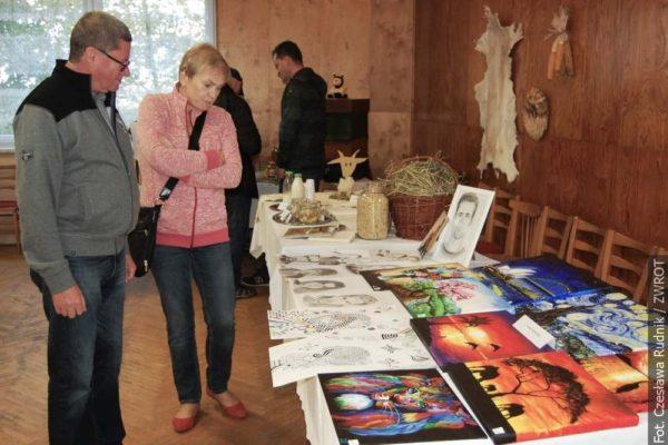 Na wystawie zaprezentowali się pasjonaci różnych dziedzin życia