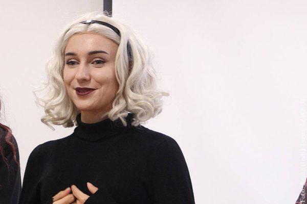 Nina Woźniak przekonuje, że cosplay to cudowne hobby, któremu warto poświęcić swój wolny czas