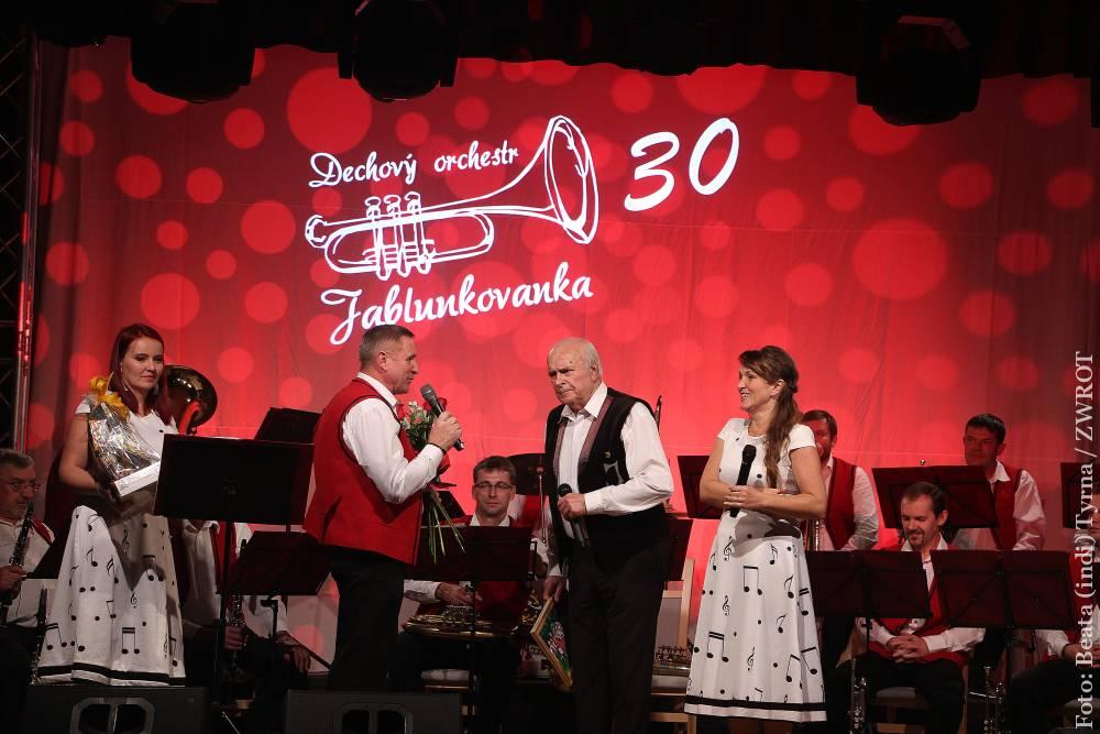 Orkiestra dęta Jablunkovanka świętowała jubileusz 30-lecia