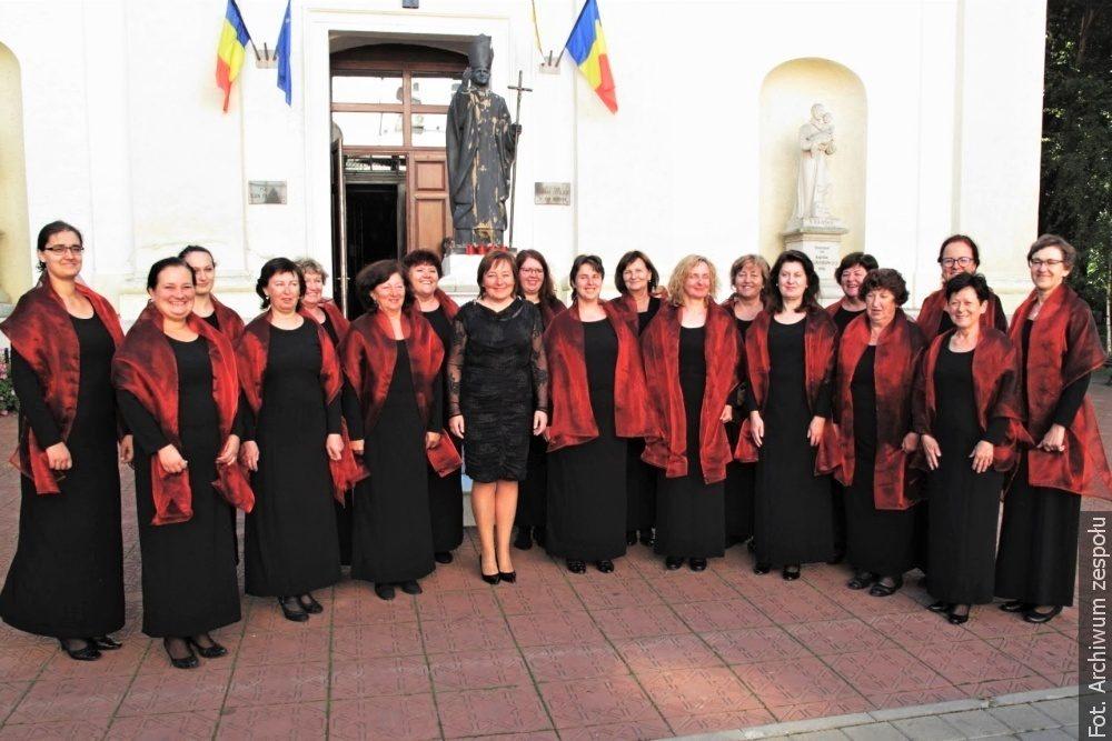 Z POCZTY REDAKCYJNEJ: Chór Melodia koncertował w Rumunii