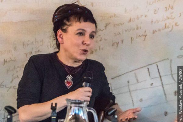 Olga Tokarczuk otrzymała Literacką Nagrodę Nobla!