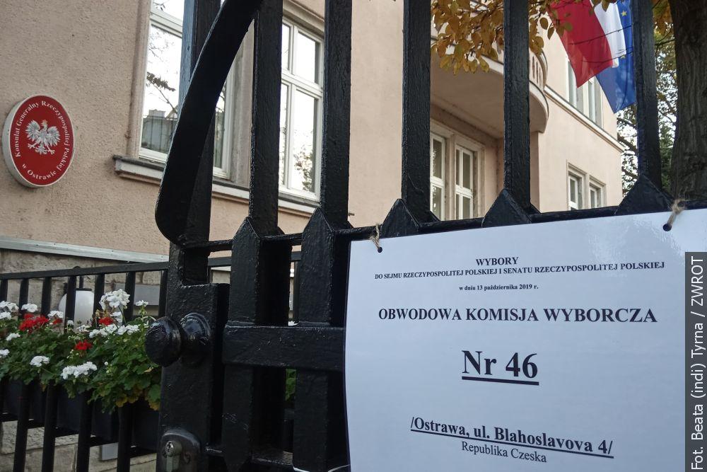 Wiemy, jak głosowali Polacy w Czechach