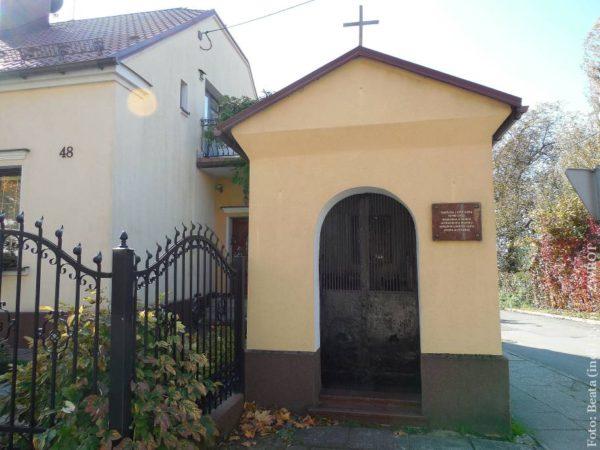 Spacery ze Zwrotem: Kapliczka przy ulicy Puńcowskiej w Cieszynie