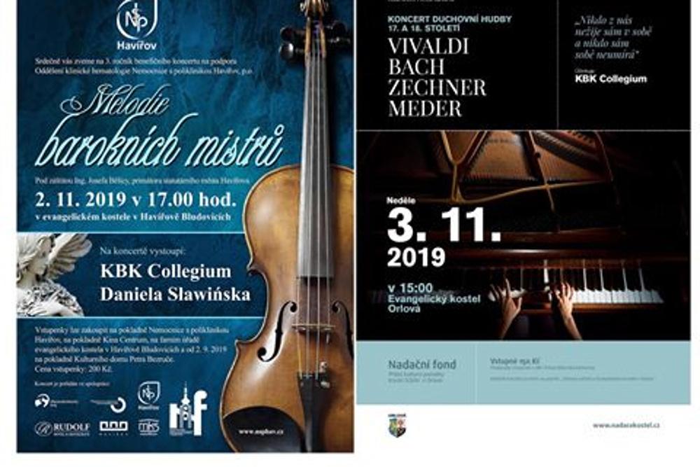 W Błędowicach i Orłowej będą koncerty muzyki sakralnej