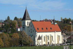 Spacery ze Zwrotem: Kościoła św. Jerzego Męczennika w Puńcowie