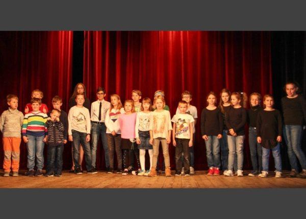 Młodzi aktorzy ponownie zagrają na scenie