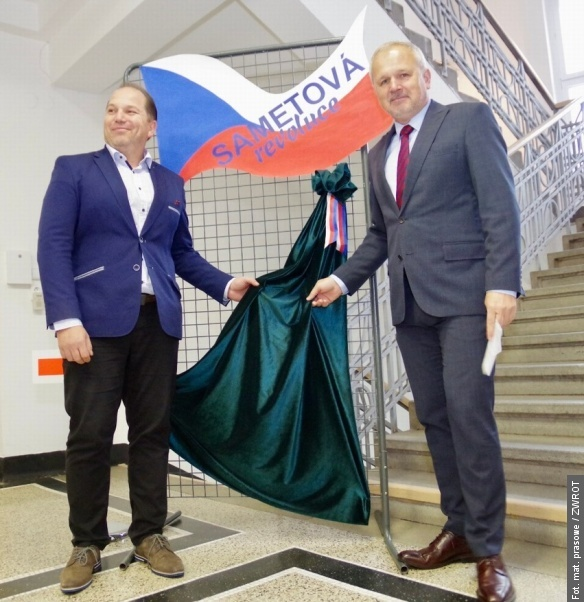 Aksamitny Tydzień w Średniej Szkole im. Albrechta