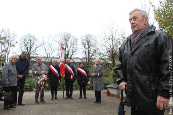 Rodzina Katyńska spotkała się przy pomniku na Konteszyńcu