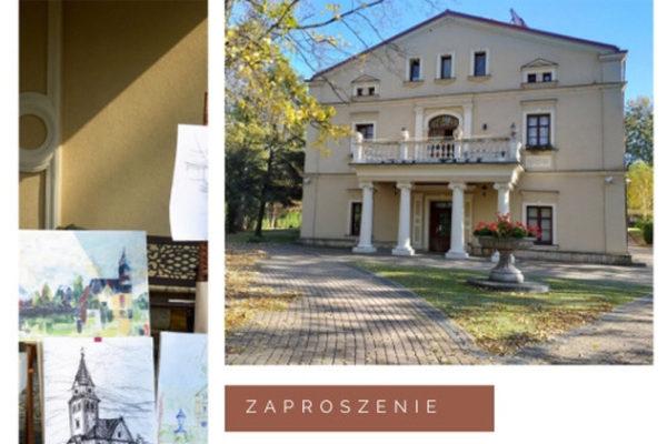 Wystawa poplenerowa i promocja książki Dębowiec- małe centrum świata śląska cieszyńskiego