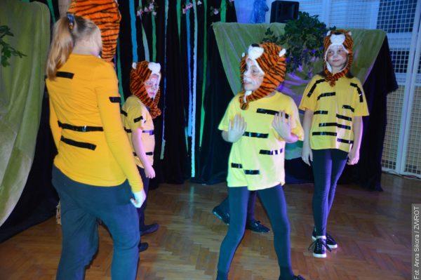 Jak tygrysek Pietrek znalazł odwagę