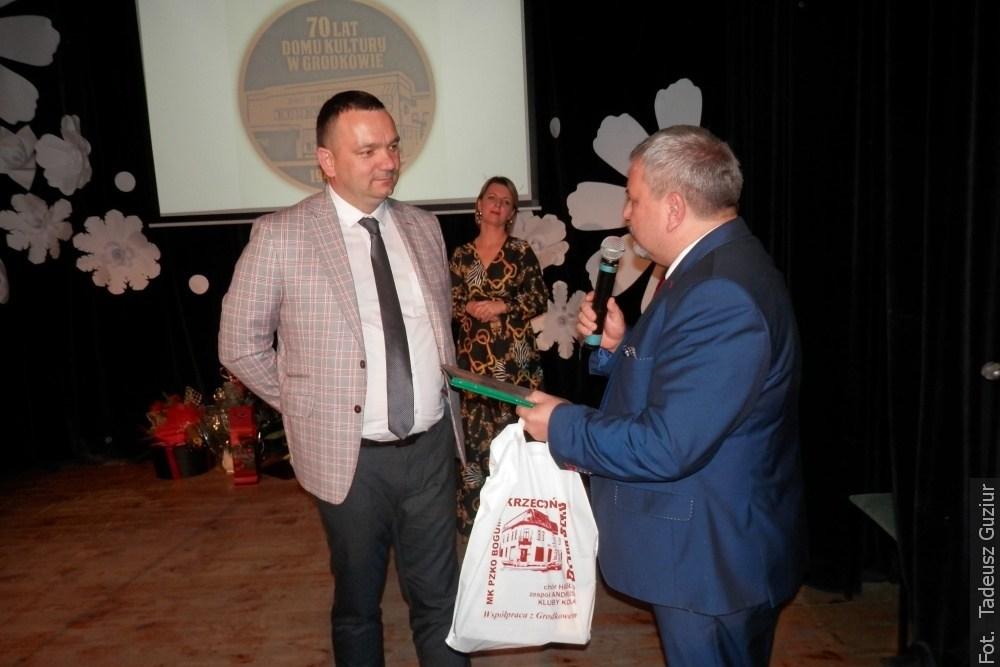 Z POCZTY REDAKCYJNEJ: Skrzeczoniacy uczestniczyli w jubileuszu grodkowskiego Domu Kultury